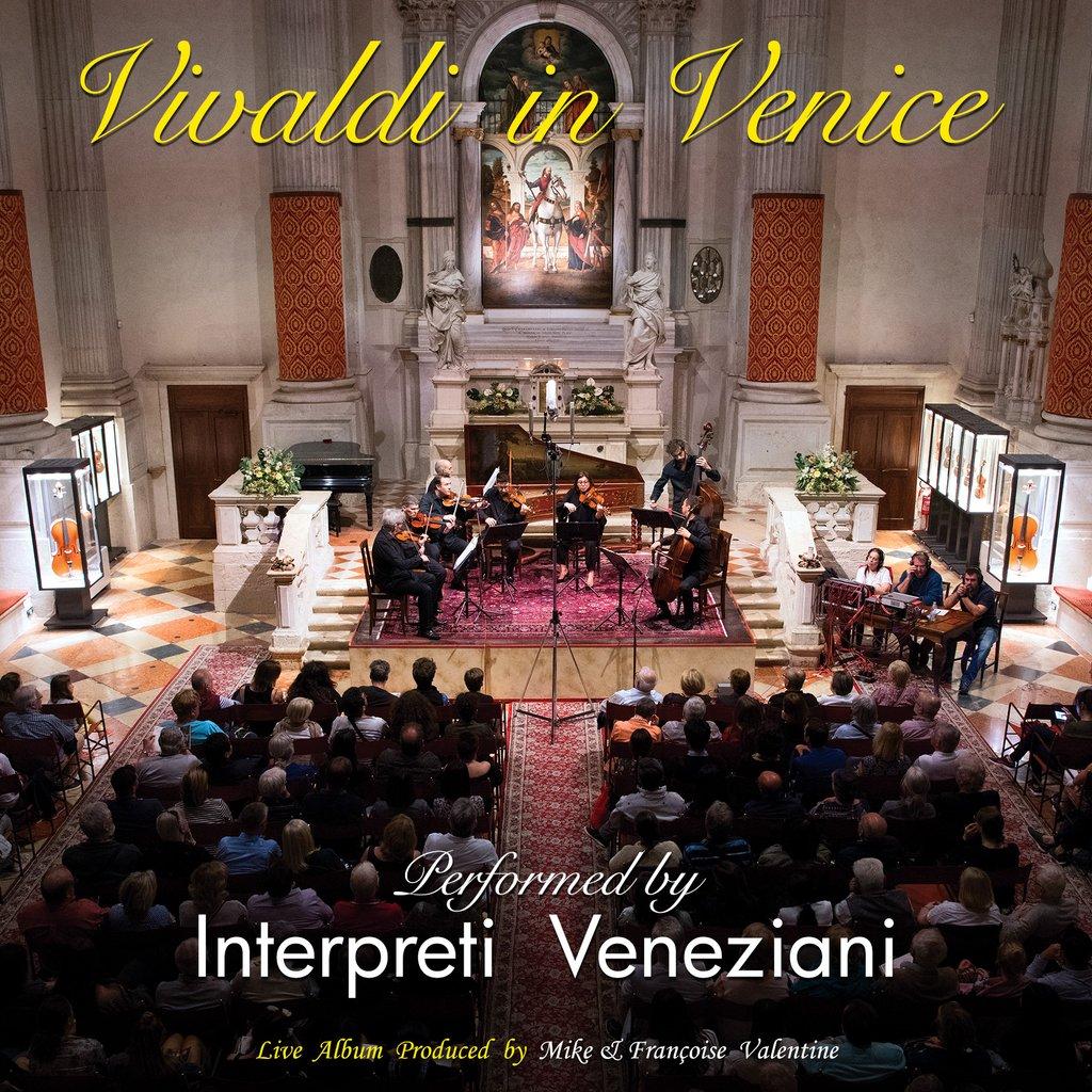 Vivaldi In Venice Chasing The Dragon 180g Vinyl The